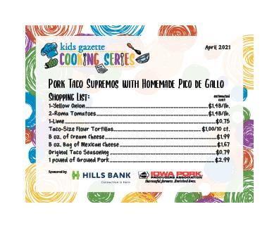 Pork Taco Supremos Recipe